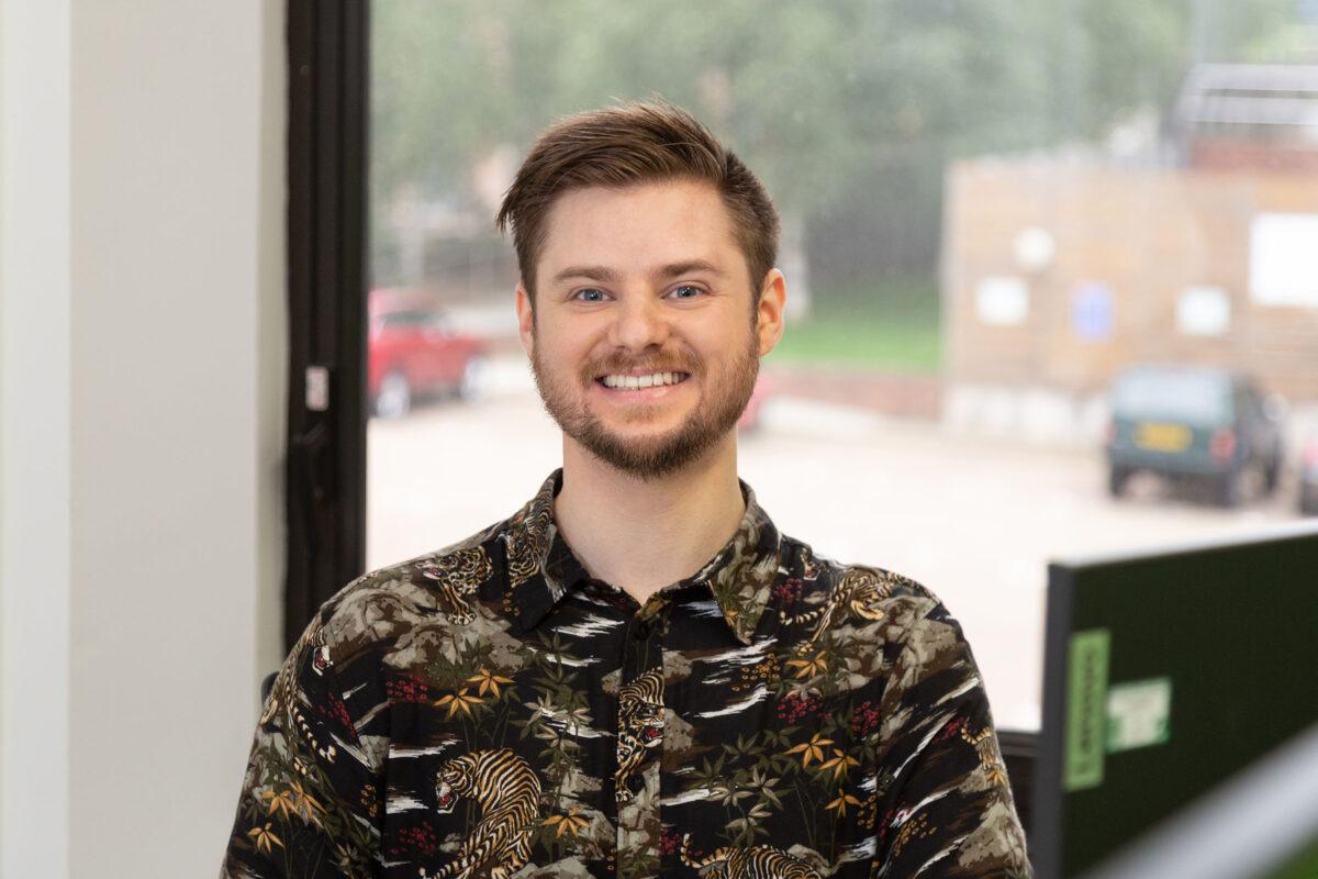 Josh Davidson / Creative & Digital Marketing Consultant / Friends Legal