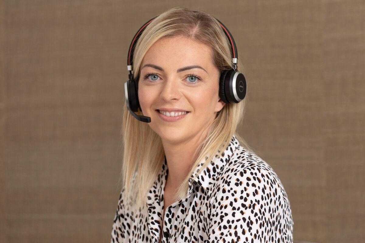 Mari-Louise Graham / Wills & Executries Assistant / Friends Legal